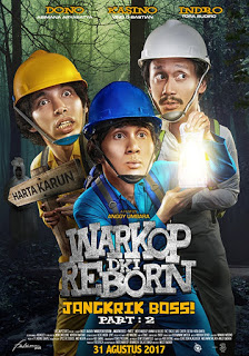 Download Film Warkop DKI Reborn : Jangkrik Bos Part 2 (2017) Full Movie