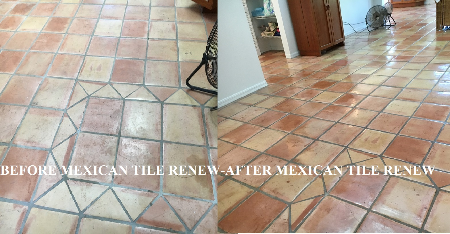 Mexican tile renew sarasota fl cleaning sealing mexican tile mexican tile renew fort myers sarasota st pete fl mexican tile renew project in north port florida call 941 926 7444 dailygadgetfo Image collections