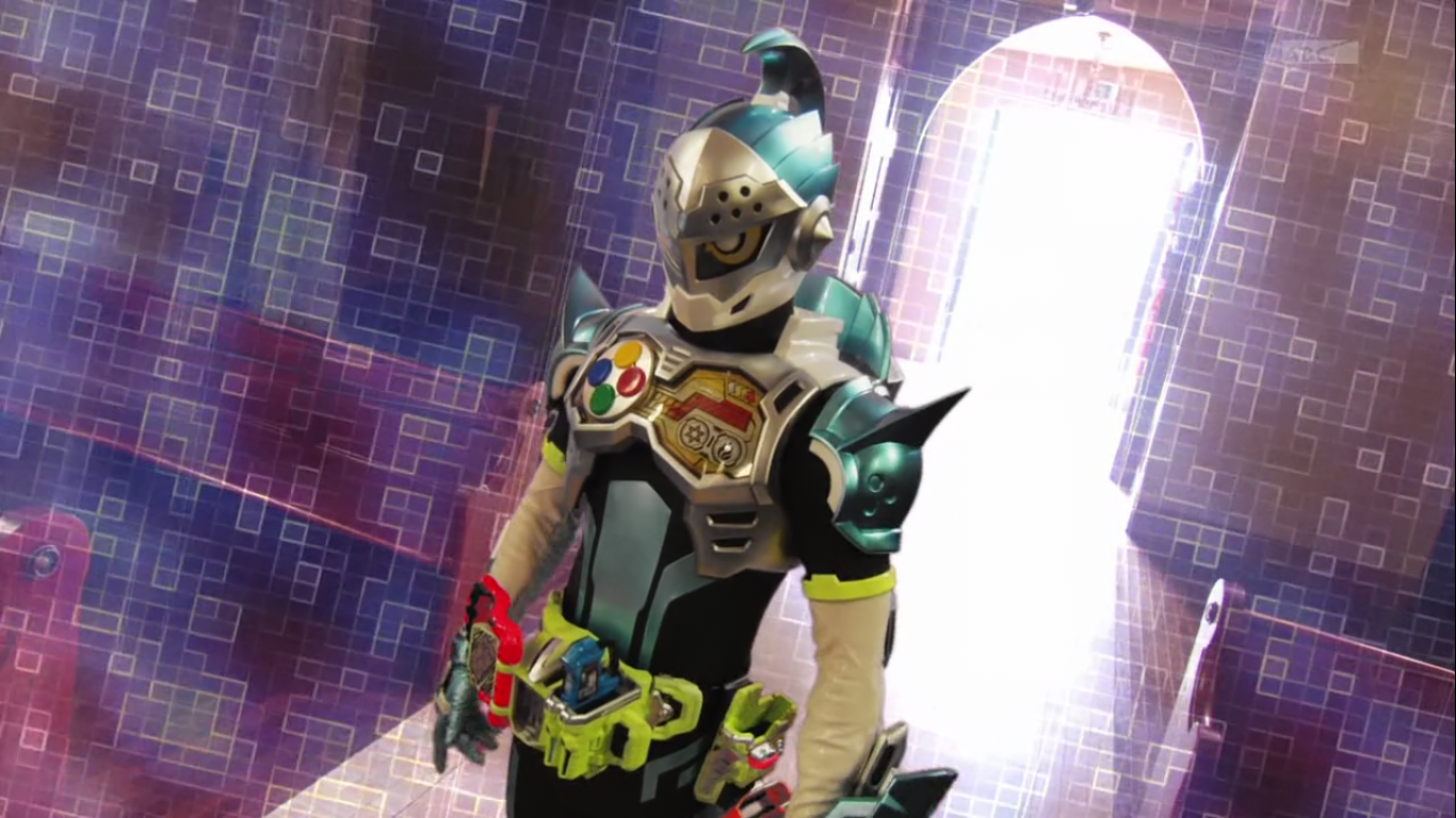 """Kamen Rider Ex-Aid: """"let us clear this up with no ..."""