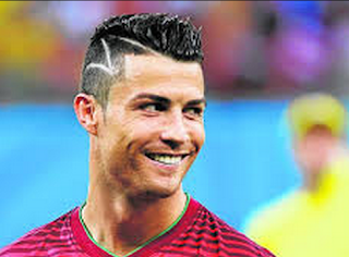 Cortes de pelo para hombres futbolistas