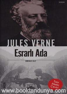 Jules Verne - Esrarlı Ada 1. Cilt