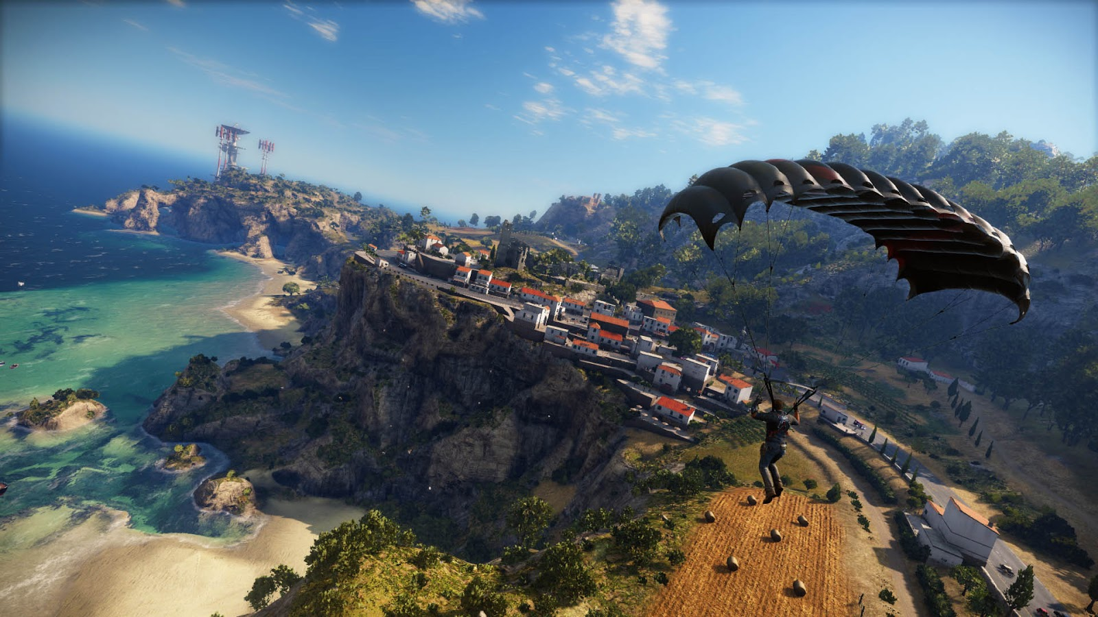Just Cause 3 ESPAÑOL PC Descargar Full (CPY) + REPACK 10 DVD5 (JPW) 1