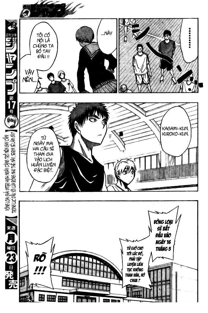 Kuroko No Basket chap 013 trang 11