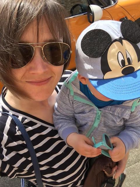 UK Parent Blogger Three Days Later