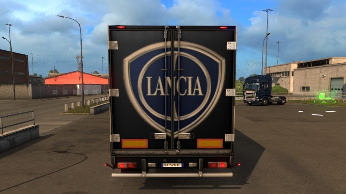 Lancia Thema Combo Pack