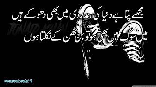 Attitude Urdu poetry