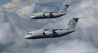 """""""Антонов"""" підписав угоду з Boeing про постачання комплектуючих"""