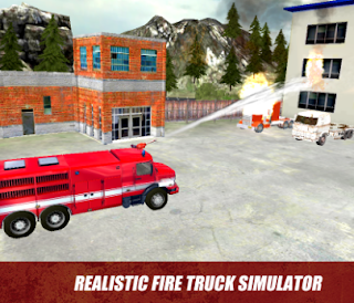 911 Rescue Firefighter and Fire Truck Simulator 3D