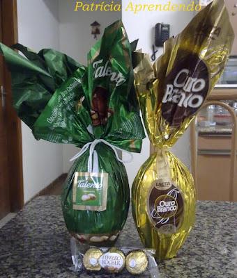 Talento Garoto, Ouro Branco Lacta e Ferrero Rocher