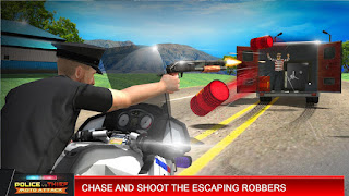 Police VS Thief Moto Attack Mod Apk Terbaru (Unlimited Cash) v1.0