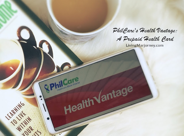 PhilCare's Health Vantage Card