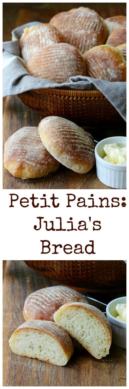 Petit Pains Julia's Bread