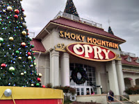 Family fun for the holidays in Pigeon Forge