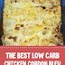 The Best Low Carb Chicken Cordon Bleu Casserole #lowcarb #cordonbleu