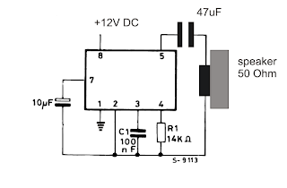 Upcoming Cars 2015: Two Tone Ringtone Generator Circuit