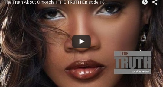 Video: The Truth About Omotola