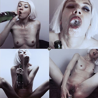 inside flesh mouthful champagne spermailleurs