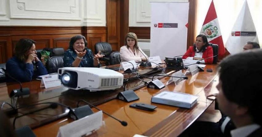 MINEDU: Nueve ministerios instalan comisión para mejorar aprendizajes y capacidades de escolares - www.minedu.gob.pe