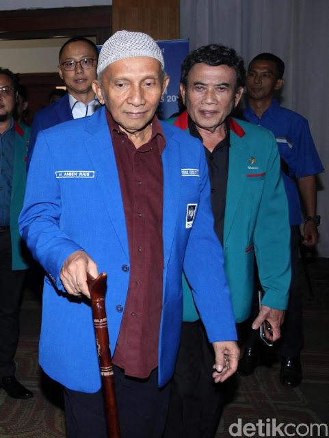 Amien: Prabowo Akan Jadi President of The Greatest Muslim Country