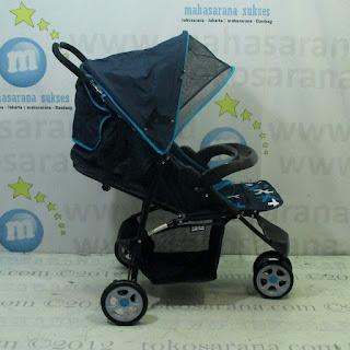 happy dino baby stroller