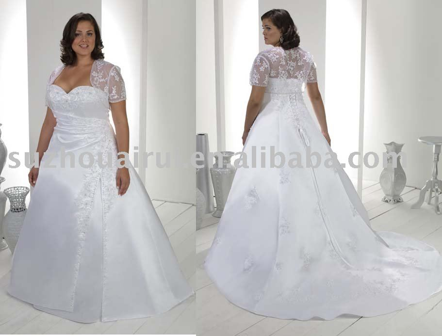 Plus Size Wedding Dresses Il 38