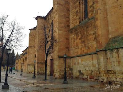 Salamanca Imprescindible calle Úrsulas