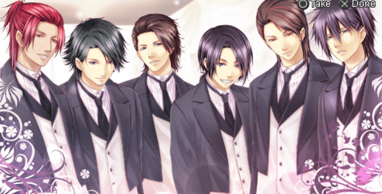 > Kyosuke >Soya  > Yuto > Rikka > Takumi >Mio