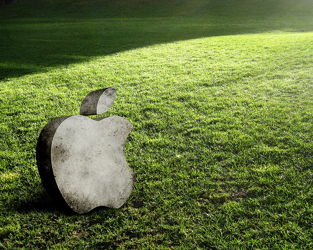 Apple Courting Controversy Again