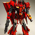 "Custom Build: 1/100 Zeta Gundam ""Red Snake ver."" Gundam EVOLVE ver."