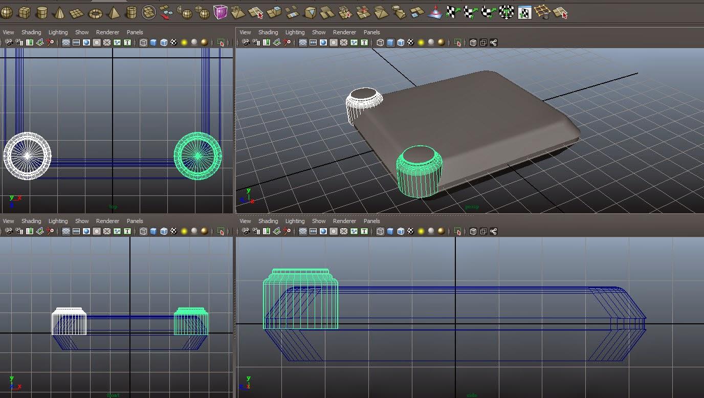 Joystick Modeling 018