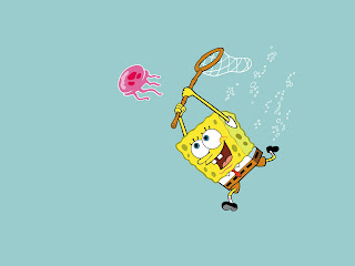wallpaper spongebob
