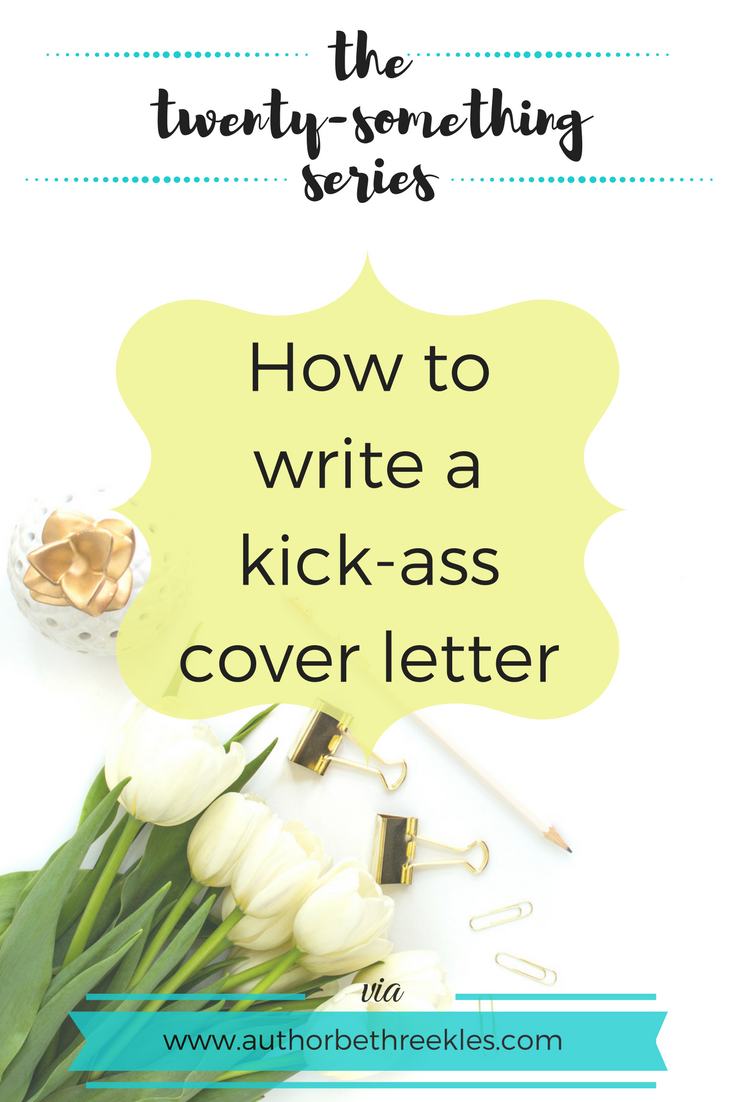 Want to know how to write a kick-ass cover letter? How to structure it? What to include? What not to do? I share my advice in this post.