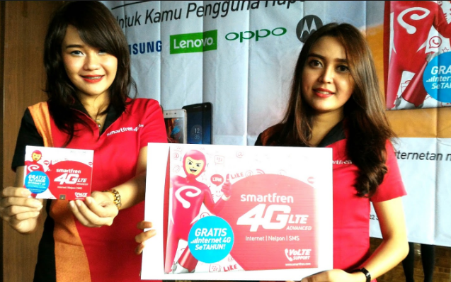 Inilah Harga Kartu Perdana GSM Smartfren 4G LTE Terbaru