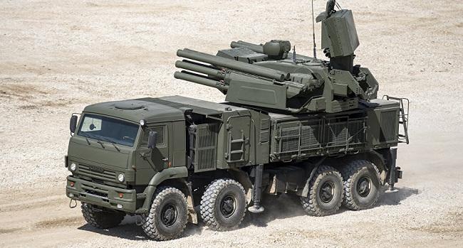 Η Ρωσία έχει ήδη προμηθεύσει τη Συρία έως και 40 συγκροτήματα Pantsir-καβούκι S-1