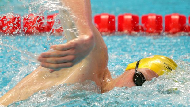 Watch Swimming Men's 400m freestyle Live Stream