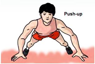 Gambar Push-up