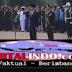 Di Hari Pahlawan 2018,Jokowi Bertindak Sebagai Inspektur Upacara Di Bandung
