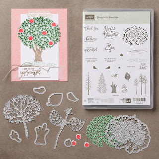 Stampin' Up! Susan Simpson UK Independent Stampin' Up! Demonstrator, Craftyduckydoodah!, September 2016 Update, Special Offers, Christmas Project Day, Thoughtful Branches,