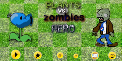 Download Plants vs Zombie Hero
