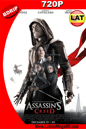 Assassin's Creed (2016) Latino HD BDRIP 720p ()