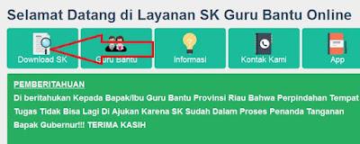 Download SK Perpanjangan Guru Bantu Provinsi Riau Tahun  Download SK Perpanjangan Guru Bantu Provinsi Riau Tahun 2015