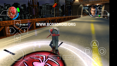 Spider-man 2 PSP ISO GAMES PPSSPP Android