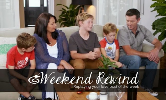 Life Love and Hiccups: Weekend Rewind Blog Hop - The Stackhouses Do TV