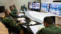 Estado Mayor de FANB revisa Plan República y evalúa posibles amenazas contra Parlamentarias