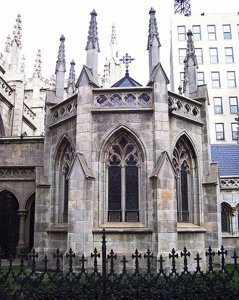 Daytonian In Manhattan James Renwick S Masterful 1846