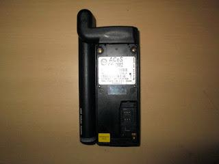 Hape Satelit Ericsson R190 Seken Mulus Fitur Satelit Plus GSM