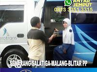 Jadwal Travel Jolalisemar Semarang - Blitar