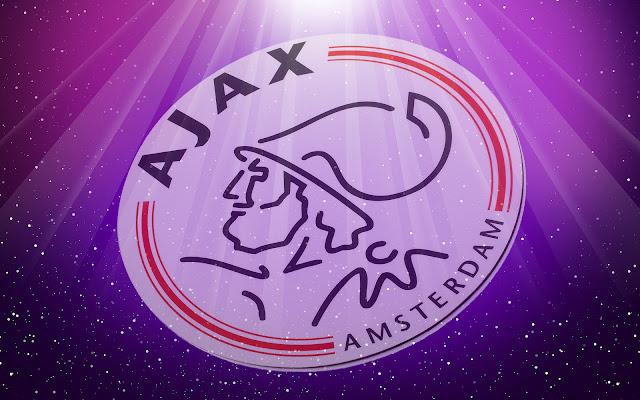 Paarse Ajax wallpaper
