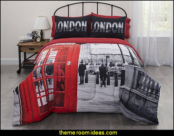 London UK Comforter  United Kingdom bedding