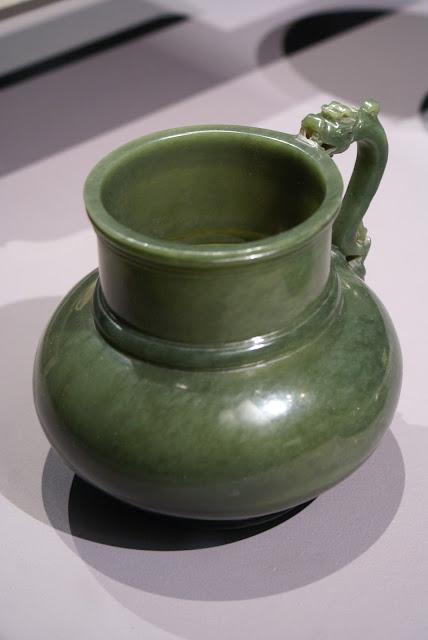 Exposition Jade, des empereurs à l'Art Déco